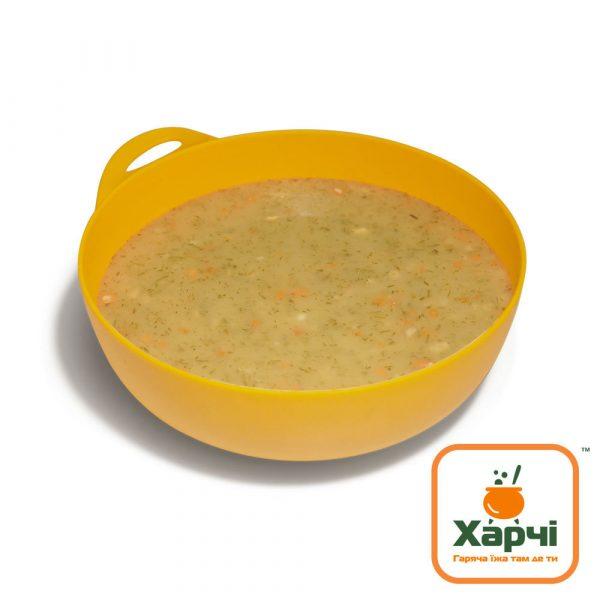 Суп гороховий зі свининою, Харчі ТМ